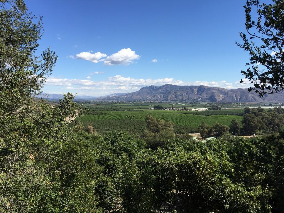 Beautiful Santa Clara River Valley