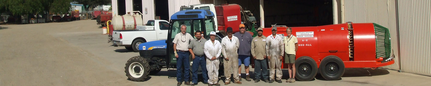Associates Insectary Members